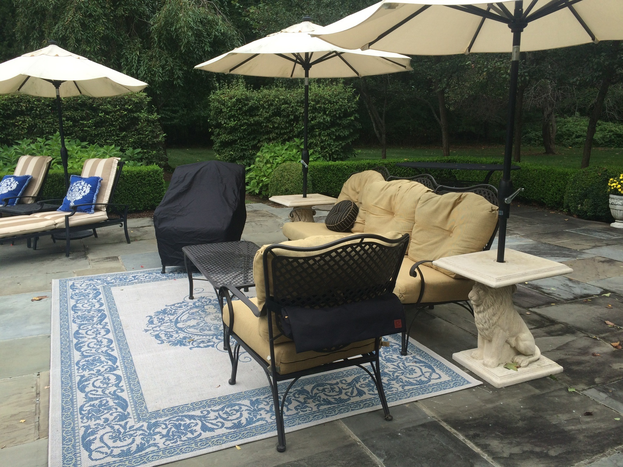 Patio Outdoor Furniture Covers   COVERMES